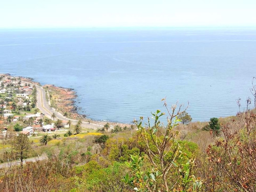 vendo terreno en piriapolis cima del cerro san antonio.