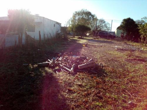 vendo terreno en tala, canelones