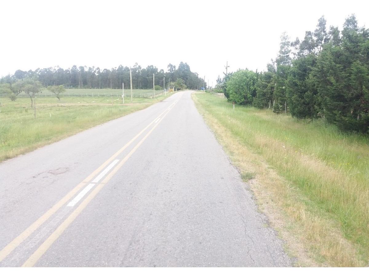 vendo terreno las brujas, sobre ruta 48 km 4