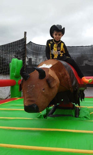 vendo toro mecanico