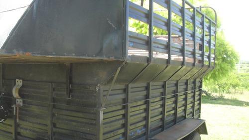 vendo trailer para 5 caballos