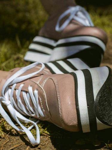 vendo xapatos dama con plyaforma    por mayor y menor
