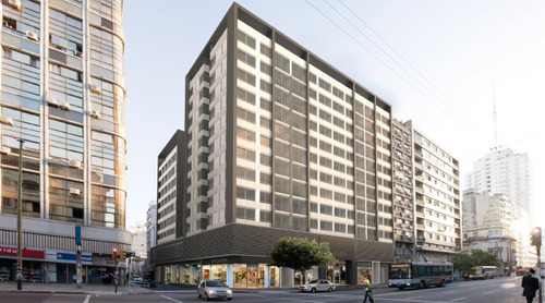 venta 1 dormitorio av. 18 de julio y tacuarembó, una de las más emblemáticas de la ciudad, montevideo, uruguay