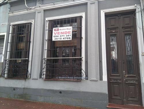 venta  2 casas en un solo padrón palermo