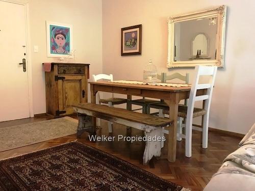 venta aparatemento tres dormitorios y serv.villa biarritz