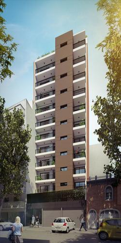 venta apartamento 1 dormitorio al frente patio