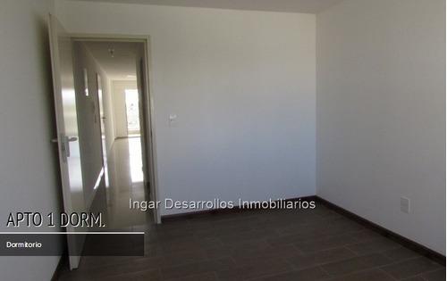 venta apartamento 1 dormitorio con renta!