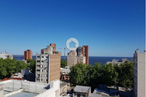 venta apartamento 2 dormitorios, 2 baños y vista al mar!