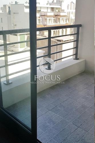 venta apartamento 2 dormitorios con terraza en centro