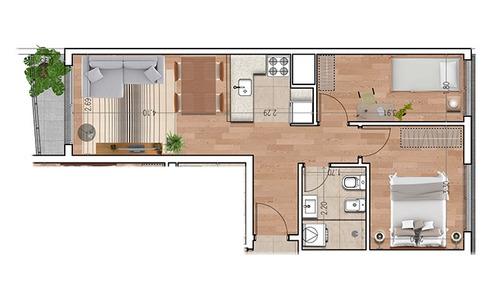 venta apartamento 2 dormitorios ventura 810