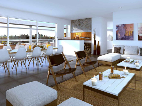 venta apartamento 3 dormitorios - ventura plaza