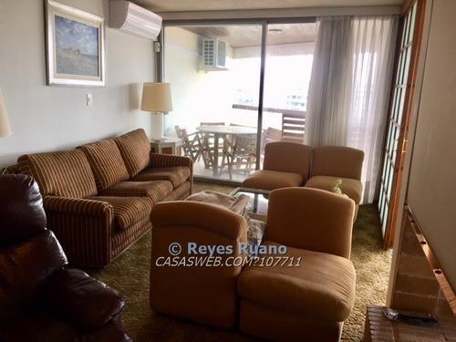 venta apartamento 4 dormitorios sobre rambla y 2 garajes