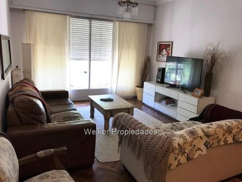 venta apartamento cuatro doritorios y serv. villa biarritz