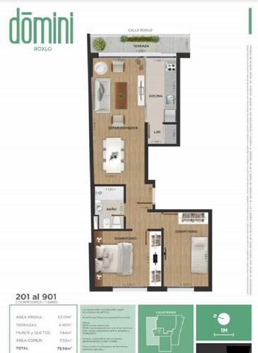 venta apartamento dos dormitorios cordon montevideo