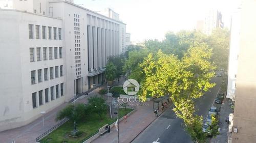 venta apartamento  monoambiente centro. inversión