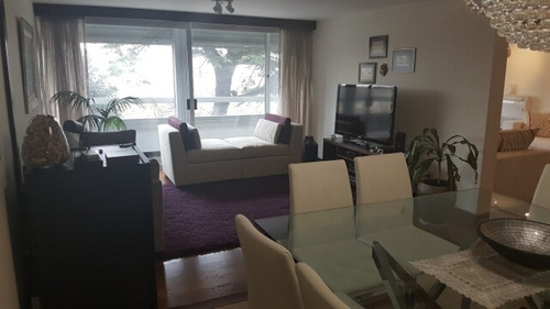 venta - apartamento - pocitos - 3 dormitorios