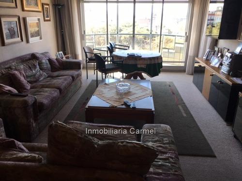 venta apartamento pocitos 3 dormitorios, servicio, garaje