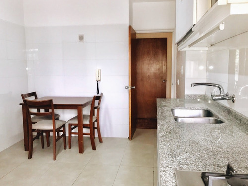 venta apartamento punta carretas montevideo 3 dorm. servicio