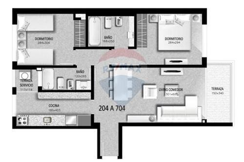 venta apartamento sobre rambla de punta carretas