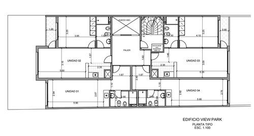 venta apartamento un dormitorio montevideo parque batlle