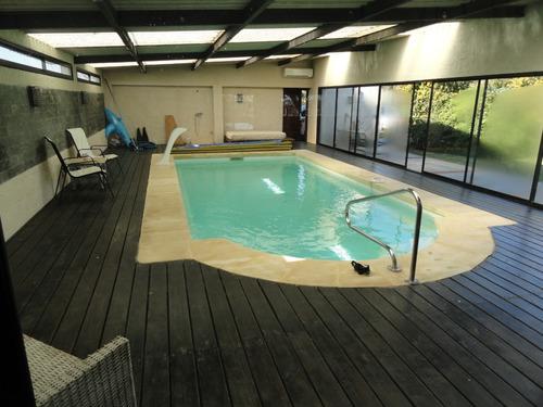 venta campo 4 hás. toledo chico 3 casas piscina climatizada