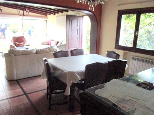 venta carrasco sur, 4 dormitorio, servicio, fondo