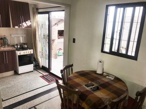 venta casa 2 dormitorios pocitos patio parrillero