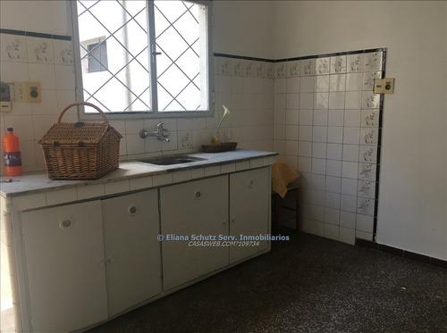 venta casa 2 dormitorios, servicio, garage patio cordon sur
