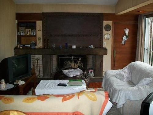 venta casa 4 dormitorios en portones, chalet de tejas y ladr