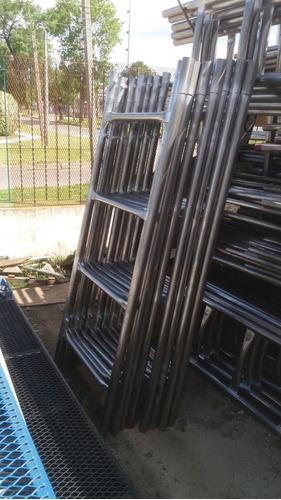 venta de andamios en acero inoxidables