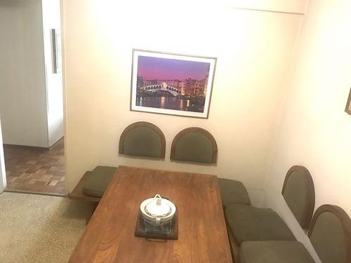 venta de apartamento 2 dormitorios en pocitos porteria