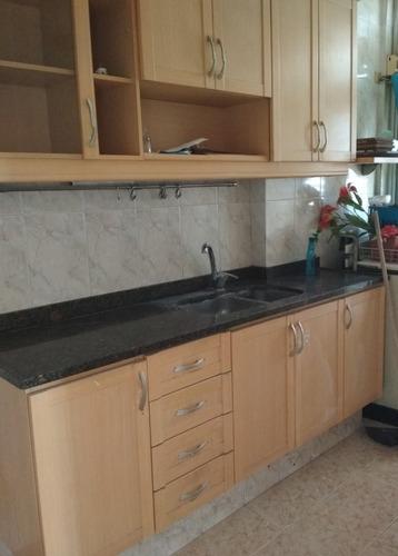 venta de apartamento 2 dormitorios en punta carretas, rambla