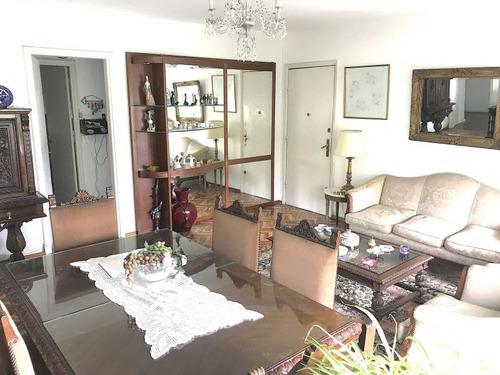 venta de apartamento 3 dormitorios en cordón garage