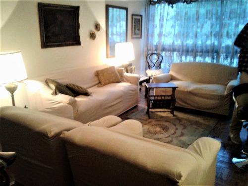 venta de apartamento cordón 4 dormitorios patio y parrillero
