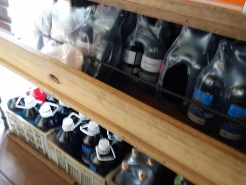 venta de distribucion de vinos - muy rentable