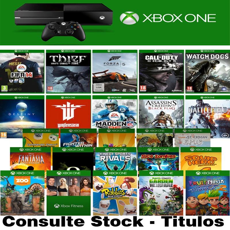 Venta De Juegos Originales Fisicos Nuevos Xbox One Consulte