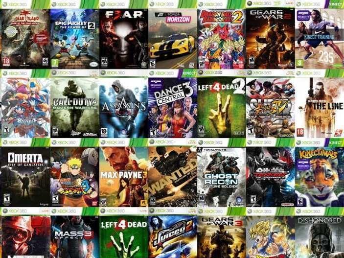 Venta De Juegos Originales Fisicos Nuevos Xbox360 Consulte 1 800