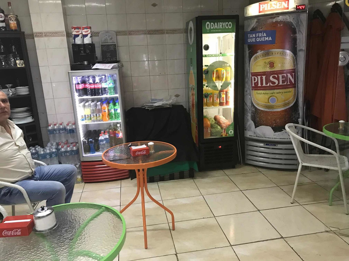 venta de rotisería - cafetería - restó