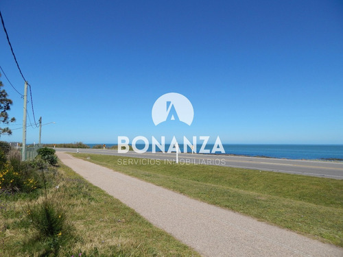 venta de terreno, piriápolis, playa grande, frente al mar