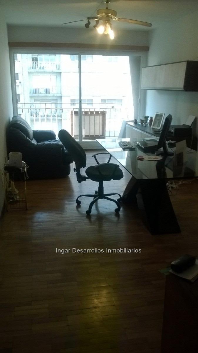 venta escritorio o vivienda! 1 dormitorio al frente