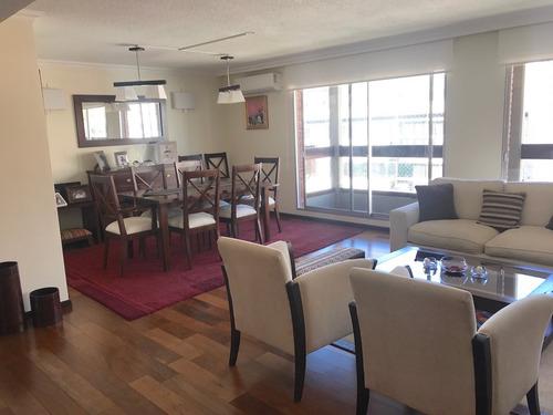 venta pocitos 3 dormitorios y servicio con garaje doble