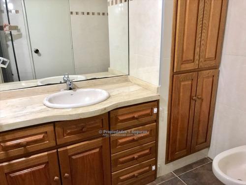 venta pocitos apartamento 4 dormitorios 2b, garaje doble