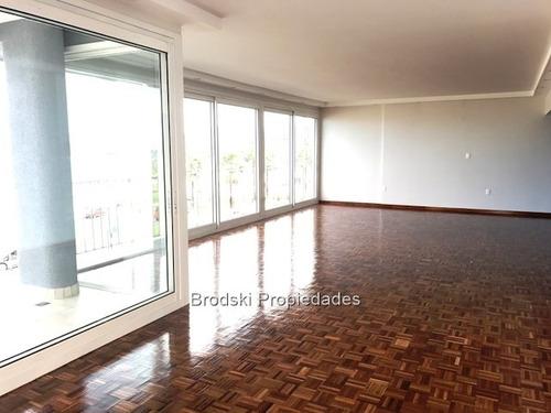 venta rambla apartamento señorial de 4 dormitorios+servicio