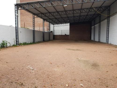 venta terreno con galpon sayago