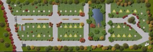 venta terreno en barrio jardín las higueritas