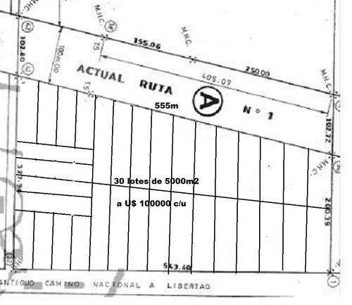 venta terreno logistica frente r1 km 31