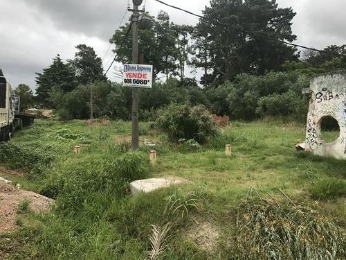 venta terreno lomas de solymar - indiana y florianopolis