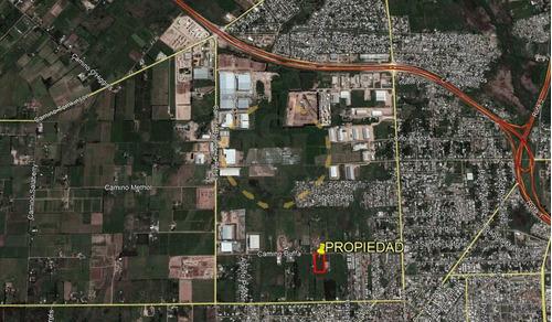 venta terreno montevideo oeste cerro prox. zona logística