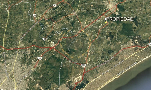 venta terreno ruta 101 c/ mejoras ideal logistica, industria