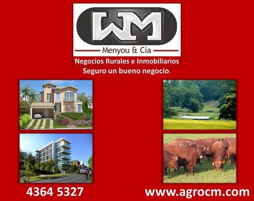 venta terreno trinidad flores 622 m2 inmobiliaria trinidad